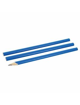 Silverline Cb81 Ub Carpenters Pencils   Set Of 3 by Silverline