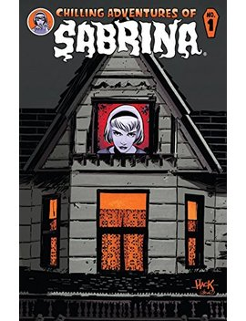 Chilling Adventures Of Sabrina #1 by Roberto Aguirre Sacasa