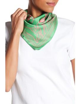 Trocadero Silk Neckerchief by Tory Burch