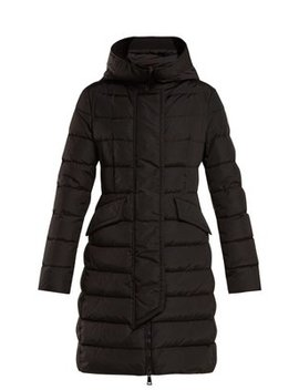 Grive Quilted Down Coat by Moncler