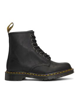 Black 1460 Carpathian Boots by Dr. Martens