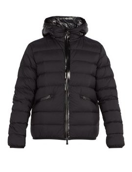 Achard Quilted Down Jacket by Moncler