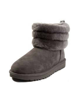 Womens Ugg® Classic Mini Fluff Boot by Ugg