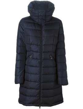 'flamette' Padded Coat by Moncler