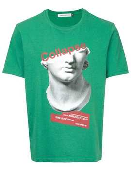 Collapse T Shirt by Undercover