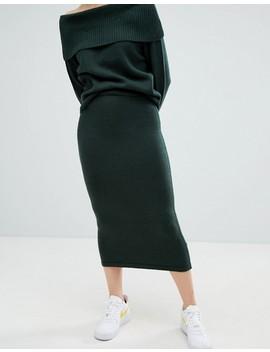 Asos Design   Mini Jupe D'ensemble Pelucheuse by Asos Design