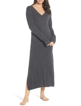 Cashmere & Silk Kaftan by Something Navy
