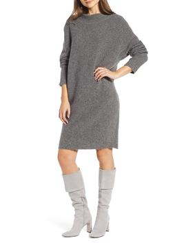 Horizontal Sweater Dress by Something Navy