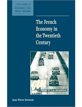 The French Economy In The Twentieth Century (New Studies In Economic And Social History) by Jean Pierre Dormois