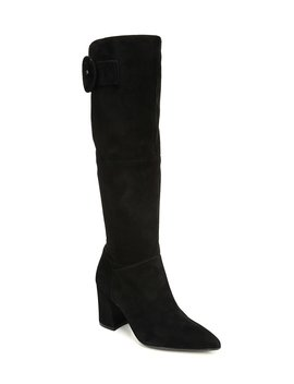 Harlowe Wide Calf Suede Tall Boots by Naturalizer