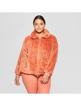 Women's Plus Sherpa Full Zip Jacket Joy Lab™ by Joy Lab