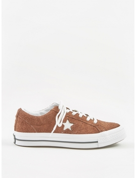 One Star   Chocolate/White/White by Converse