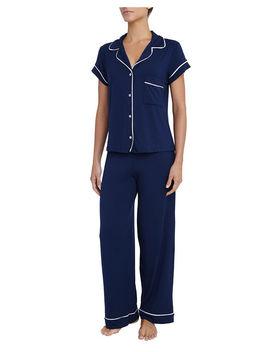 Gisele Short Sleeve Pajama Set by Eberjey