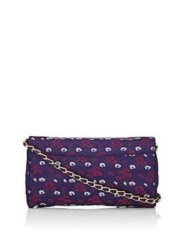 Donna Floral Print Shoulder Bag by Prada