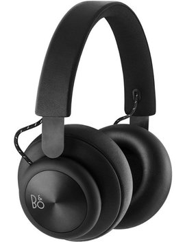 Beoplay H4 Wireless Over The Ear Headphones   Black by Bang & Olufsen