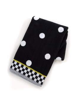 Dotty Bath Towel by Mac Kenzie Childs