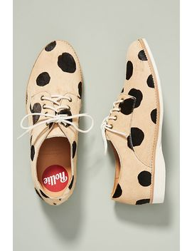 Rollie Derby Polka Dot Oxfords by Rollie