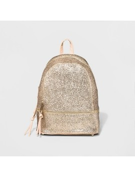 Under One Sky Glitter Mini Backpack by Under One Sky