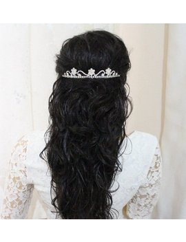 Tiara, Bridal Tiara Vintage, Wedding Diadem, Gold Princess Crown,  Boho Wedding Tiara, Rustic Crown, Queen, Princess, Dream by Etsy