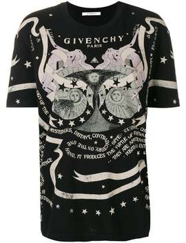 Celestial Print T Shirt by Givenchy