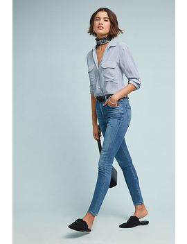 Citizens Of Humanity Chrissy Ultra High Rise Skinny Ankle Jeans by Citizens Of Humanity