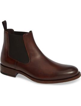 Saburo Water Resistant Chelsea Boot by Magnanni