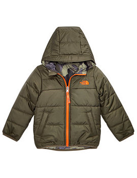 Toddler Boys Hooded Reversible Perrito Jacket by The North Face