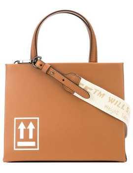 Mini Box Shoulder Bag by Off White