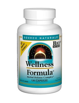 Source Naturals Wellness Formula, 120 Capsules by Source Naturals
