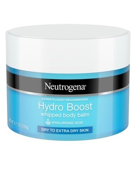 Neutrogena Hydro Boost Hydrating Hyaluronic Acid Whipped Body Balm   6.7oz by Neutrogena