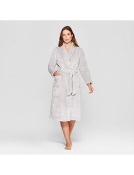 Women's Cozy Plush Robe   Gilligan & O'malley™ by Gilligan & O'malley