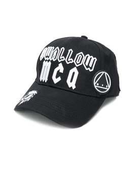 Logo Patch Cap by Mc Q Alexander Mc Queen