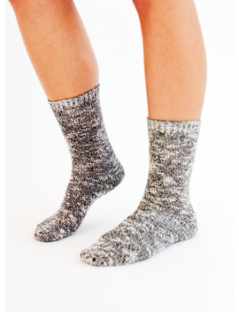 Cozy Boot Sock by