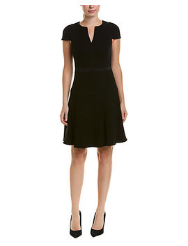 Rebecca Taylor Textured Knit A Line Dress by Rebecca Taylor