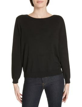 Dolina Embellished Back Sweater by Ba&Sh