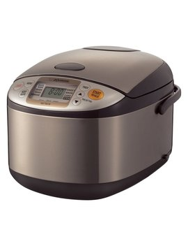 Zojirushi Micom Brown Stainless Steel 10 by Zojirushi