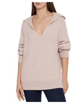 Porta Ribbed Sweater by Reiss