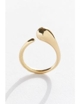 Soko X Charity:Water Drop Ring by Soko