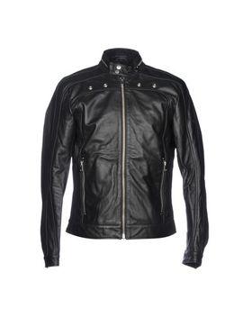Diesel Кожаная куртка   Пальто и куртки by Diesel