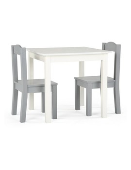 Tot Tutors Inspire Kids Wood Table And Chairs by Tot Tutors