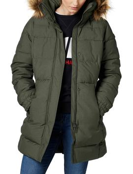 Blume Waterproof Parka With Faux Fur Trim by Helly Hansen