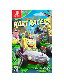 Nintendo Switch by Nickelodeon Kart Racers