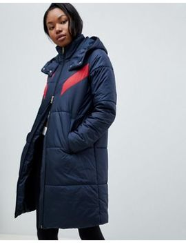Tommy Hilfiger Padded Coat by Tommy Hilfiger
