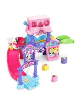 V Tech Go! Go! Smart Wheels Minnie Mouse Ice Cream Parlor by V Tech