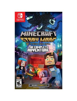 The Complete Adventure   Nintendo Switch by Minecraft: Story Mode