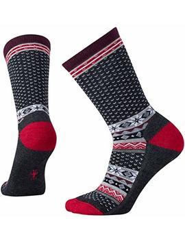 Smartwool Women's Cozy Cabin Crew Socks by Smart Wool