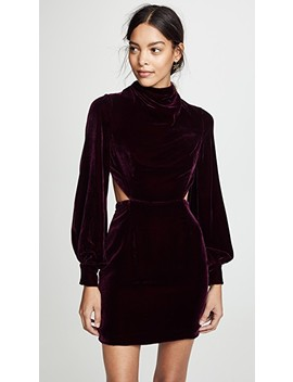 The Ode Dress by Fame And Partners