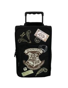 "Harry Potter 18"" Ready For Hogwarts Kids' Suitcase   Black by Harry Potter"