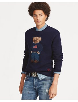 Preppy Bear Sweater by Ralph Lauren