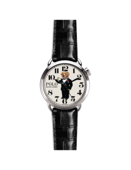 Polo Martini Bear Watch by Ralph Lauren